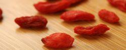 Co je goji a proč by se měla objevit ve vašem jídelníčku?