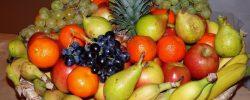 Vhodné a nevhodné ovoce při hubnutí