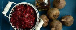 Červená řepa – pro jídlo i na pití
