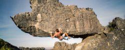 Nebojíte se výšek? Zkuste bouldering
