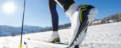 Ideální zimní sport pro kardio? Začněte s běžkováním