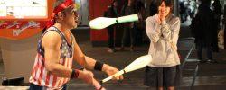 Žonglování zlepší postřeh i zručnost